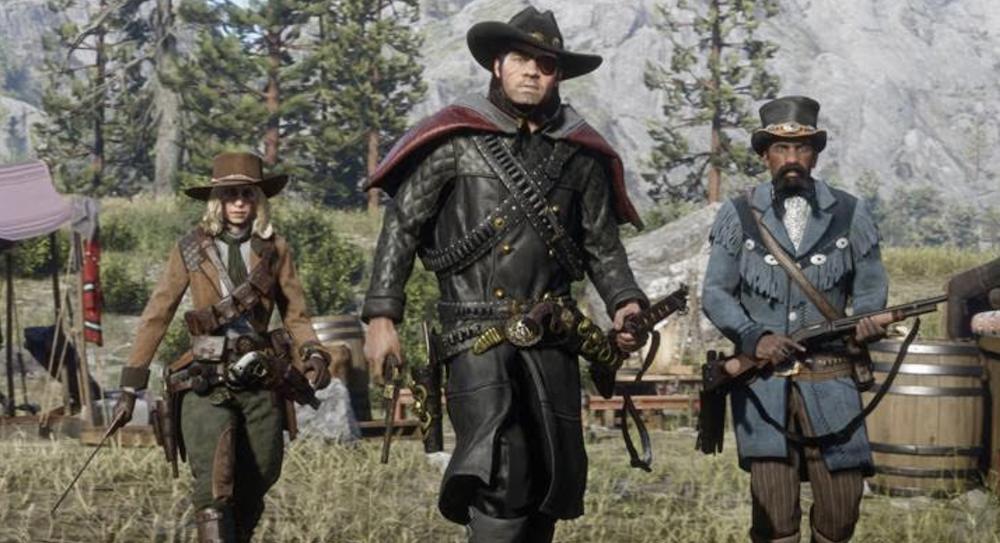 Red Dead Online untuk menambahkan peran Bounty Hunter, Trader & Collector 1