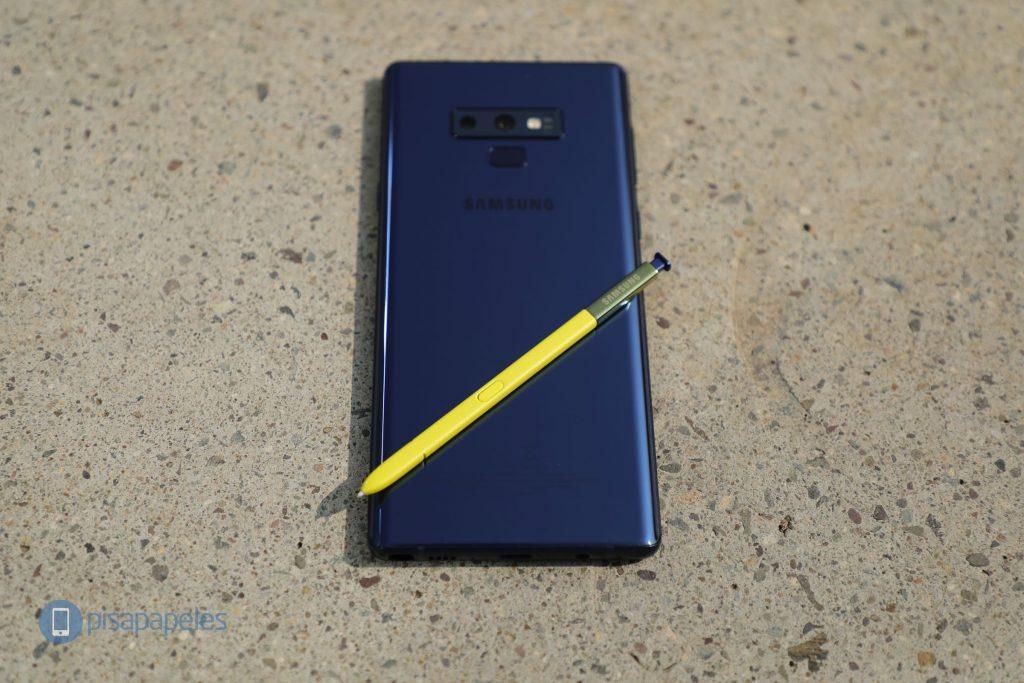 Samsung Galaxy Note  9    kameranıza gecə rejimi əlavə edərək yeniləndi 1