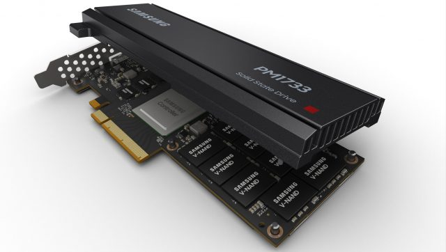 Samsung PCIe 4 'Never Die' SSDs: Machine Learning, Built-in Virtualization Support