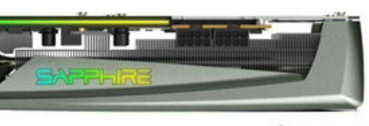 Zafiro Radeon RX 5700 XT Nitro señuelo lateral 740x253 0