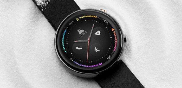 İndi yeni Amazfit Nexo ala bilərsiniz: idman üçün hazırlanmış ağıllı saat. 1