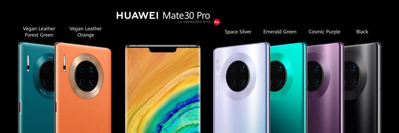Huawei Mate 30: yükləyicinin kilidini aça bilərsiniz 1