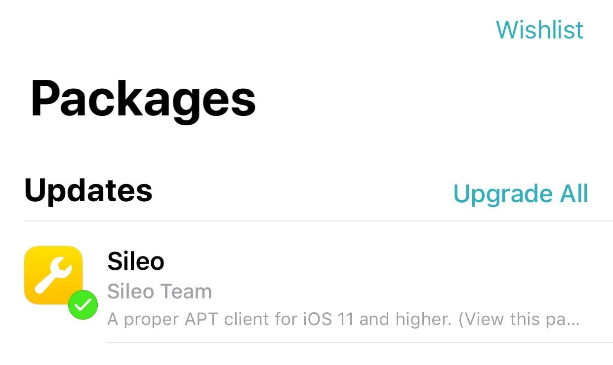 Sileo v1.4.0 aumentar la velocidad, agregar más soporte para Swift & amp; representación original 2