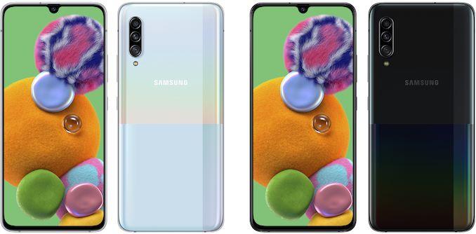 Смартфон Samsung A-Series 5G: Galaxy A90 5G 1
