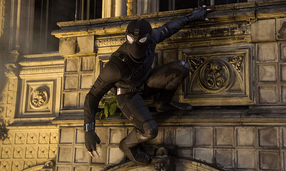 Sony Troll Marvel dengan Trailer Night Monkey 'Spider-Man' 1