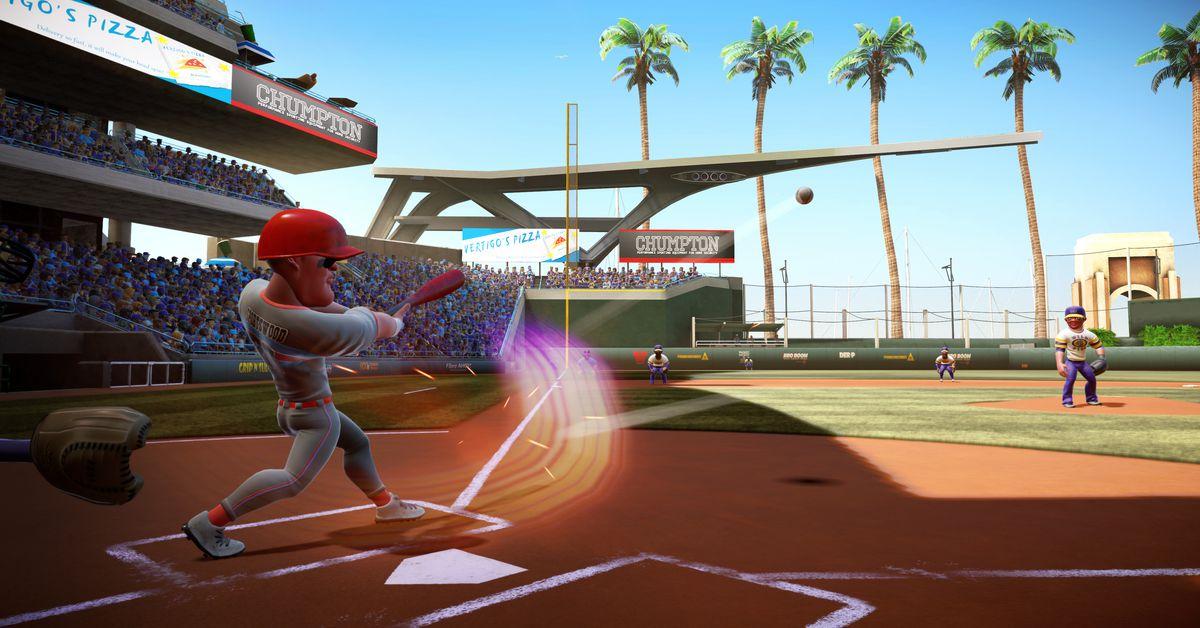 Super Mega Baseball 2 menambahkan dukungan lintas platform ke PlayStation 4 2