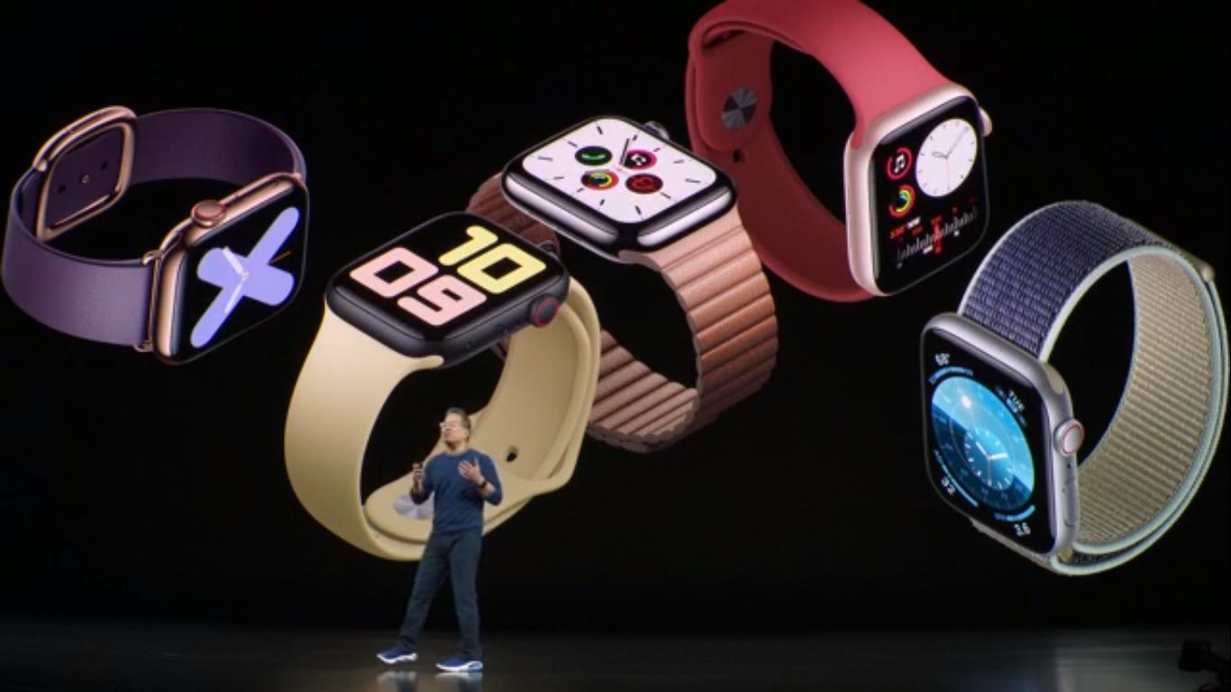 Nie veľa, ale nič menej: Apple Watch Séria 5 predstavuje najočakávanejšiu vlastnosť 1