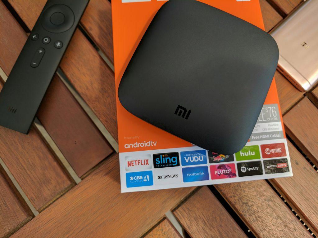 Revise Xiaomi Mi Box con Android TV 1