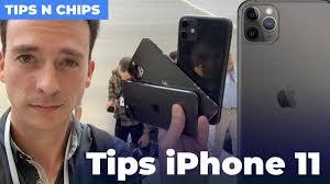 Совети N 'чипови: совети за iPhone 11 и iPhone 11 Pro Max 1