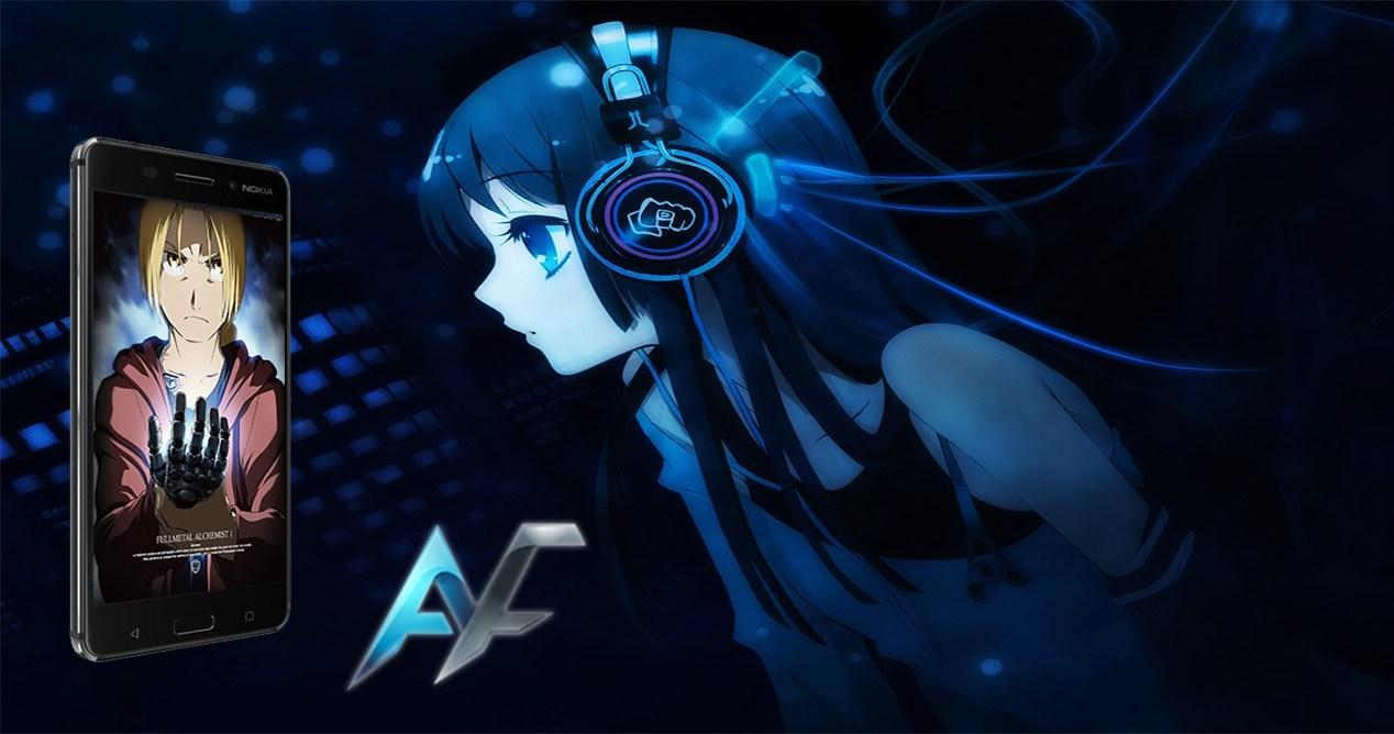 Mira Anime en Android con Animeflv apk 2