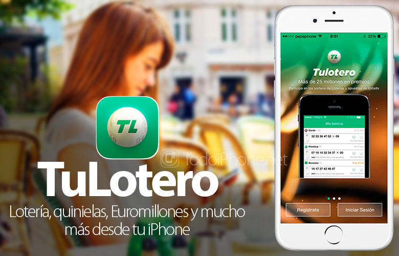 ТуЛотеро, лотарии, базени, Еуромилиони и повеќе од вашиот iPhone 2