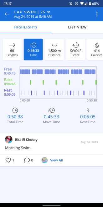 AR goggle shape review: 10 of the best and most accurate swimming trackers
