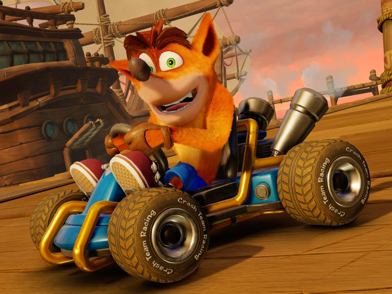 Nitro-Fueled Crash Team Racing araşdırması 1