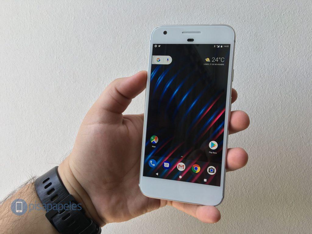 Google Pixel 1 Bewertung