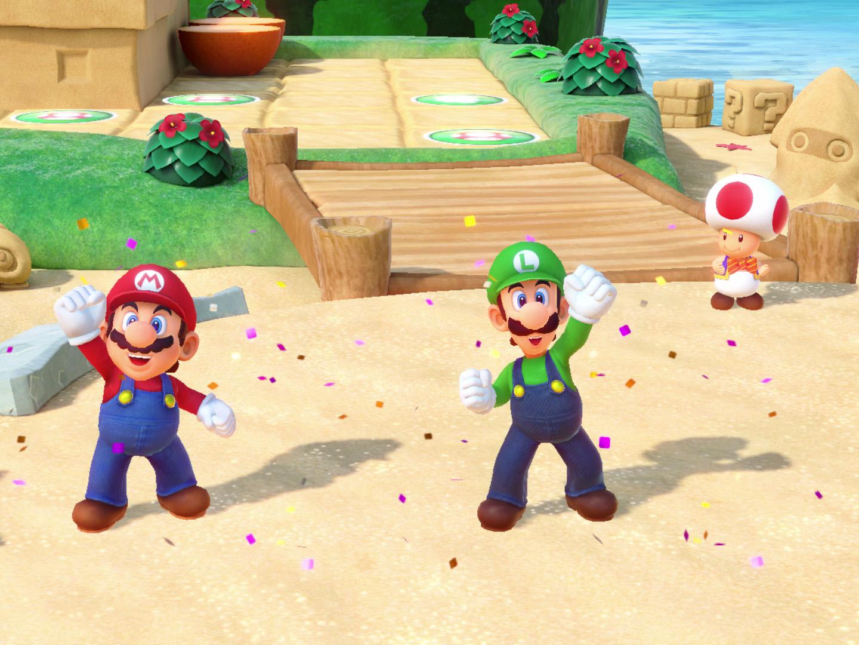 Bình luận của Super Mario Party | Hàng hóa 1