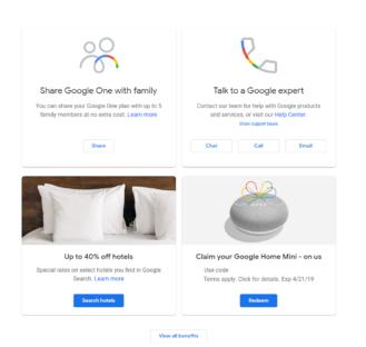 [Update: More countries] Google menawarkan pelanggan Home Mini to One gratis di AS, Kanada 2