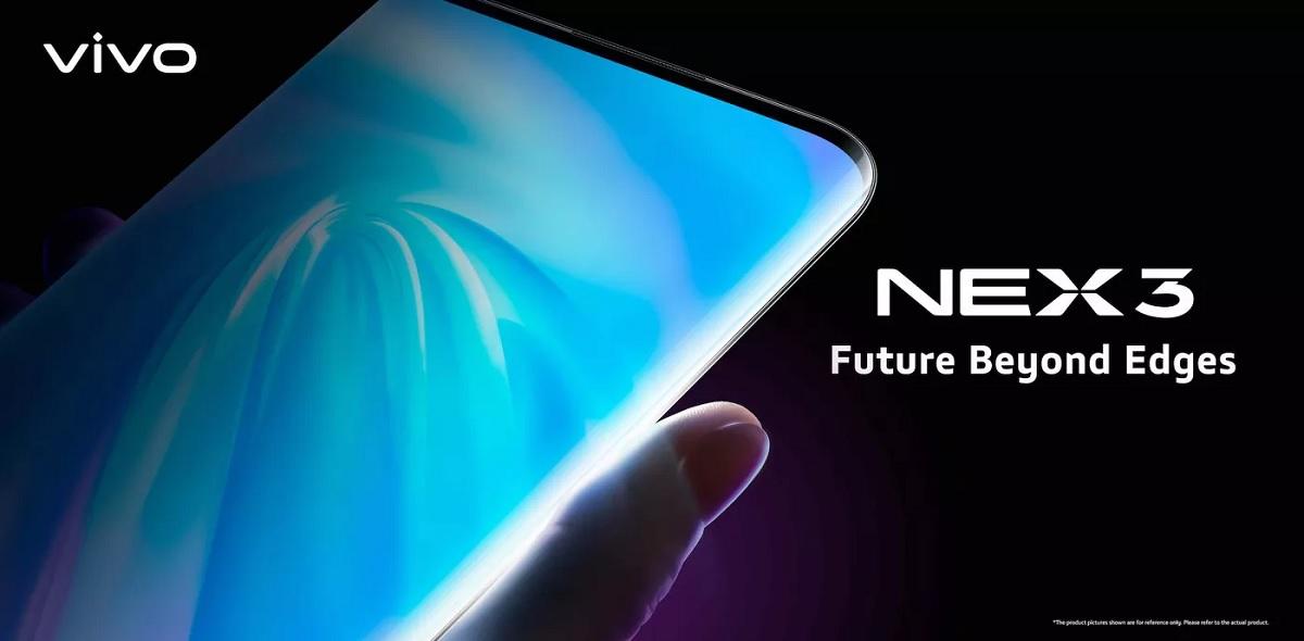 Vivo Nex 3 5G, komitmen perusahaan untuk dukungan high-end dan 5G, secara rinci 1