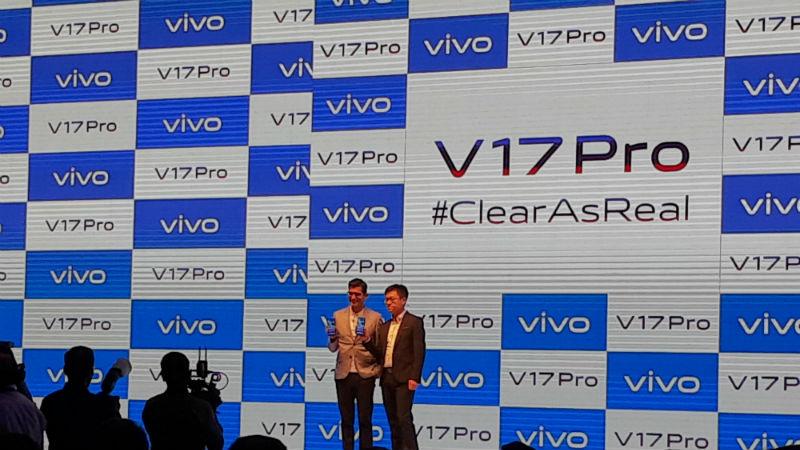 Vodafone Idea Meluncurkan Penawaran Pembelian Kembali Hingga Rs 15.000 pada Vivo V17 Pro