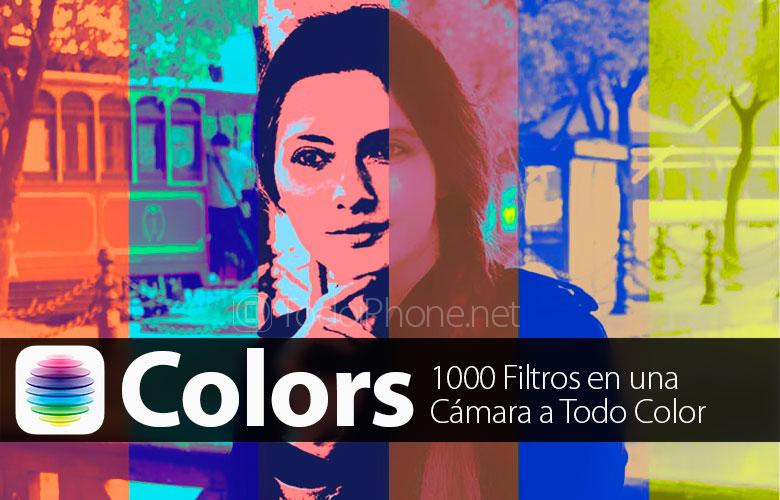 Боја, апликација која носи 1000 филтри за iPhone 2