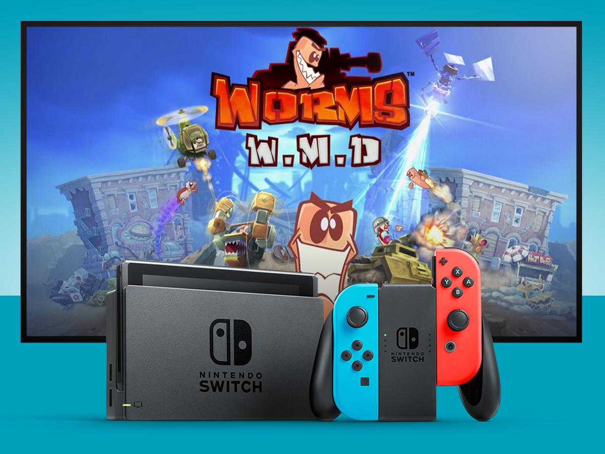 Црви: W.M.D преглед - тестиран на Nintendo Switch 1
