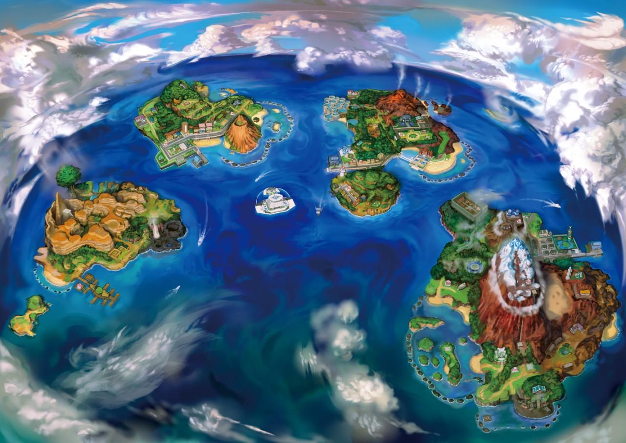 """Apa yang perlu Anda ketahui tentang wilayah Alola di Pokemon Sun and Moon 3 """"width ="""" 1022 """"height ="""" 723"""
