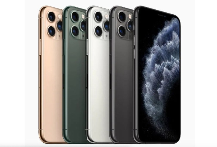 iPhone 11 Pro vs Pixel 4: Diseño