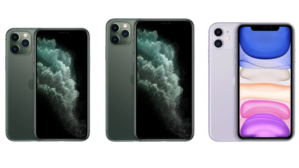 Новиот iPhone започна во три верзии со силна конфигурација