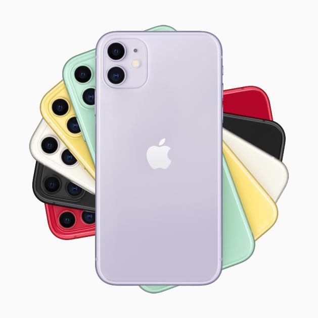 IPhone 11 е наследник на iPhone XR и ќе има две задни фотоапарати.