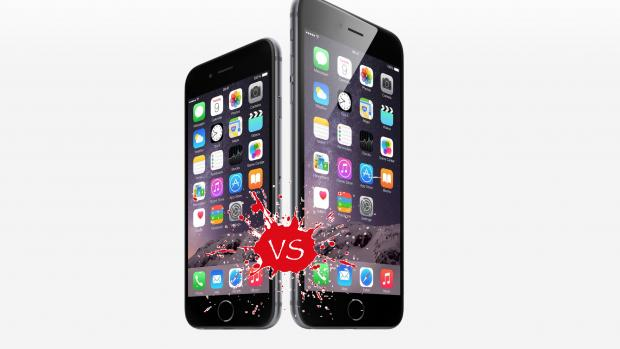 iPhone 6 vs iPhone 6 Plus: Која е разликата?  1
