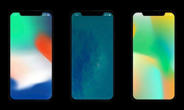 Android telefonları üçün ən son iPhone X Live Divar kağızı yükləyin 2