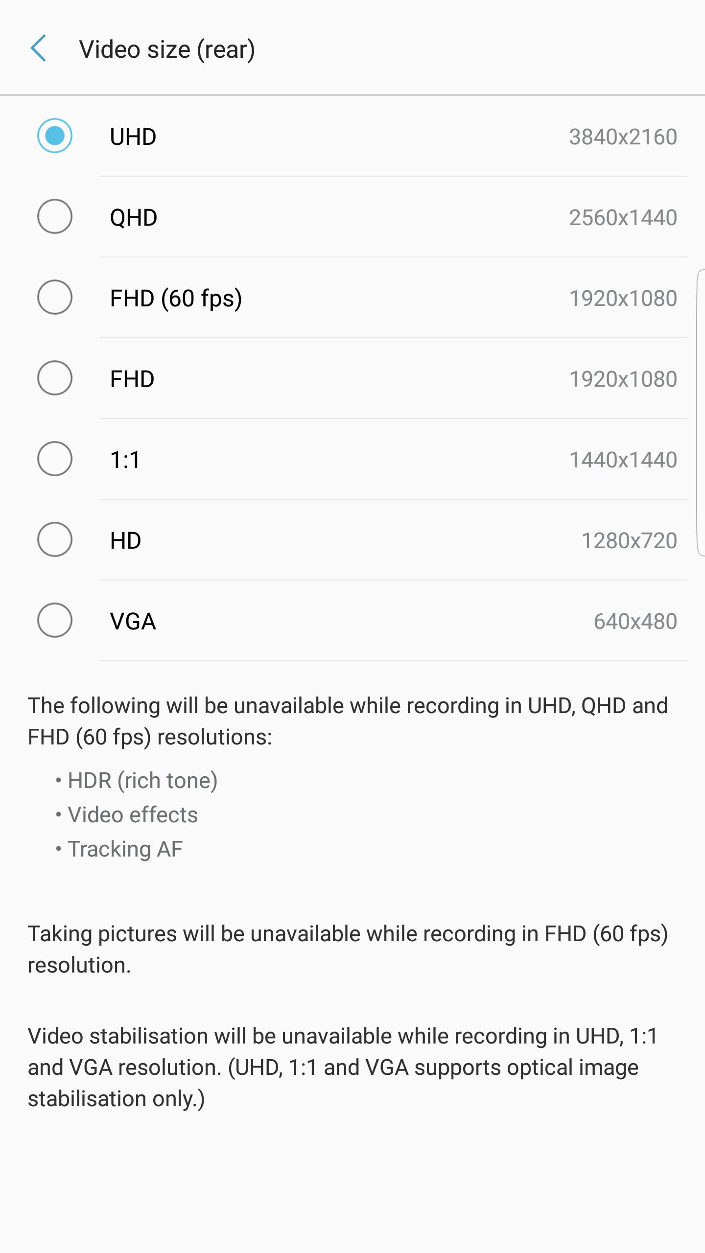 Opiniones de Samsung Galaxy Note  7 5