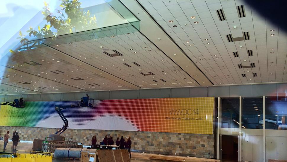 Apple  preparar Moscone West Center para WWDC 14 3