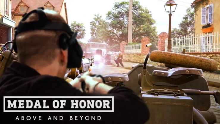 Medal of Honor: Above and Beyond para realidad virtual
