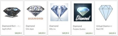 The absurd jewelry app
