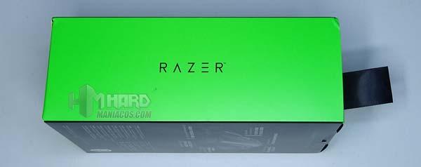 Razer DeathAdder V2, laterale