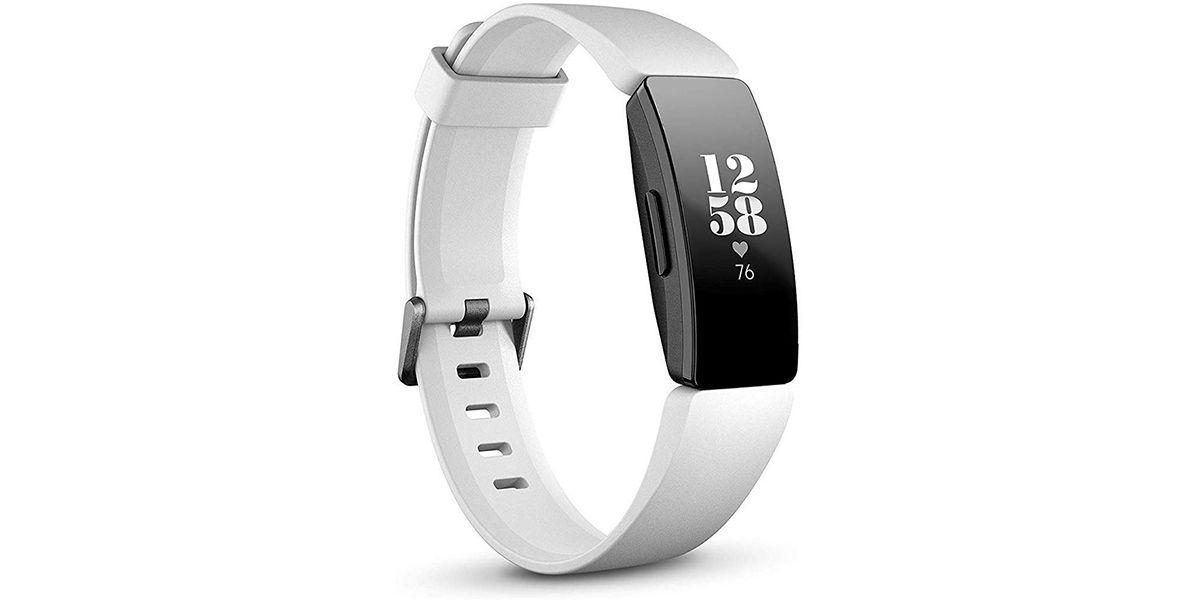 Fitbit إلهام HR Smartband