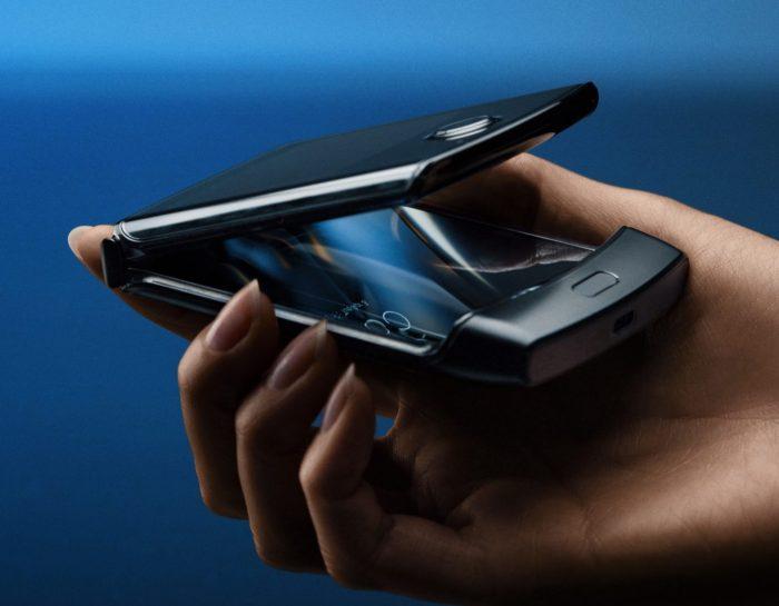 Motorola RAZR ennakkotilauksena EE: ssä 1