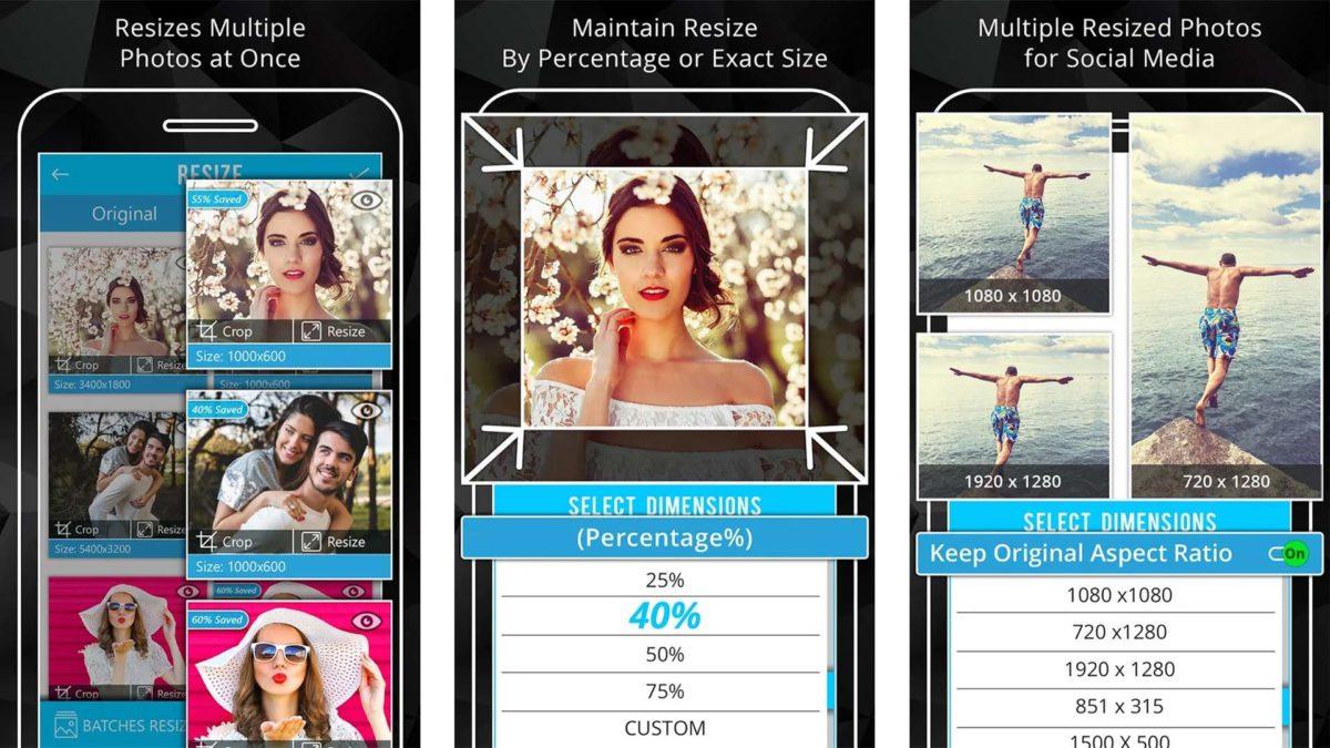 """Z Mobile Photo Resizer ekran görüntüsü """"width ="""" 1200 """"height ="""" 675"""