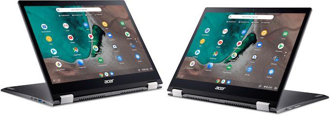 Acer lanza Six Chrome PC empresarial: portátiles, convertibles, computadoras de escritorio 2