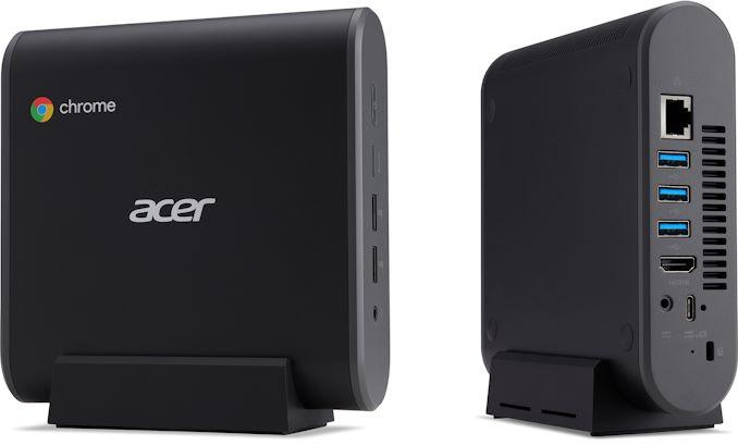 Acer lanseeraa kuusi Chrome-yritystietokonetta: portátiles, vaihtovelkakirjalaitteet, pöytätietokoneet 6