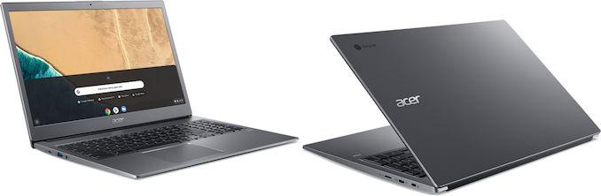 Acer lanza Six Chrome PC empresarial: portátiles, convertibles, computadoras de escritorio 4