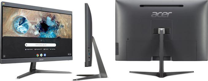 Acer lanseeraa kuusi Chrome-yritystietokonetta: portátiles, vaihtovelkakirjalaitteet, pöytätietokoneet 7