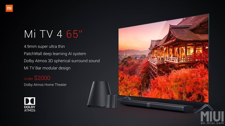 Телевизијата Xiaomi Mi пристигнува во Португалија и веќе е во продажба во официјалниот Mi Shop 1