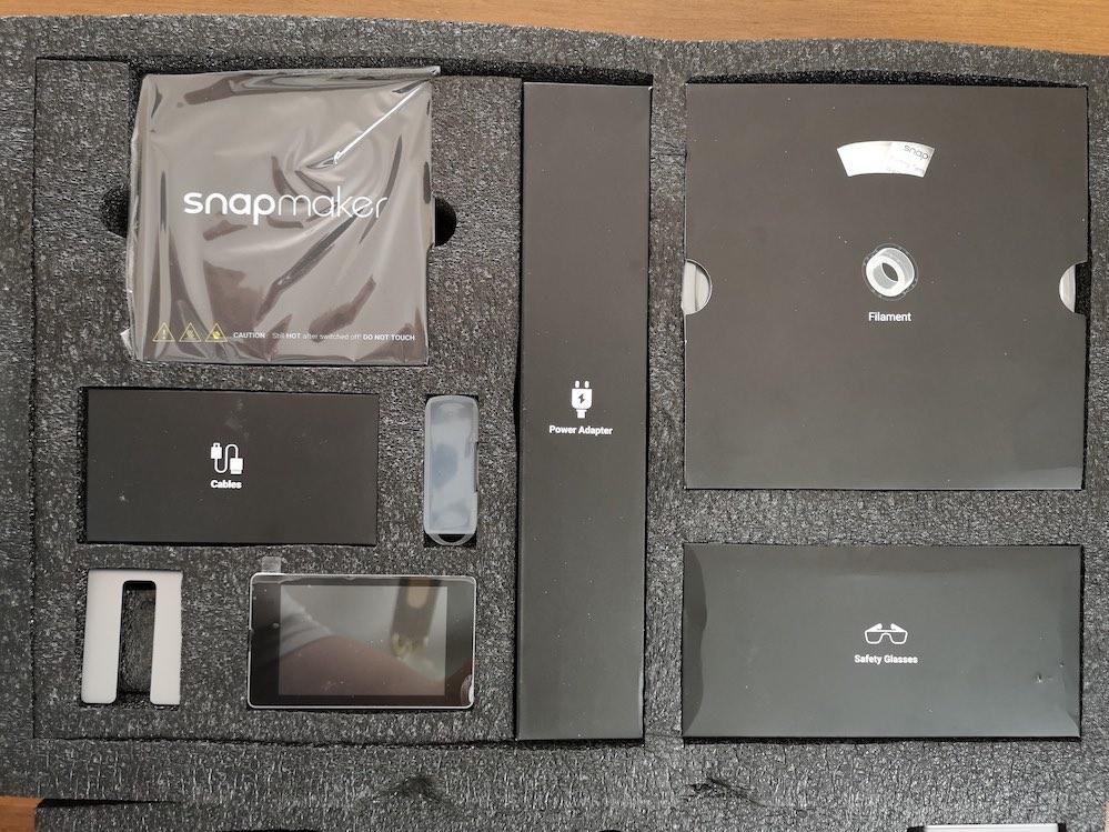 Snapmaker 3D printer 2
