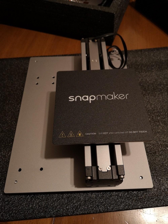 Snapmaker 3D printer 8