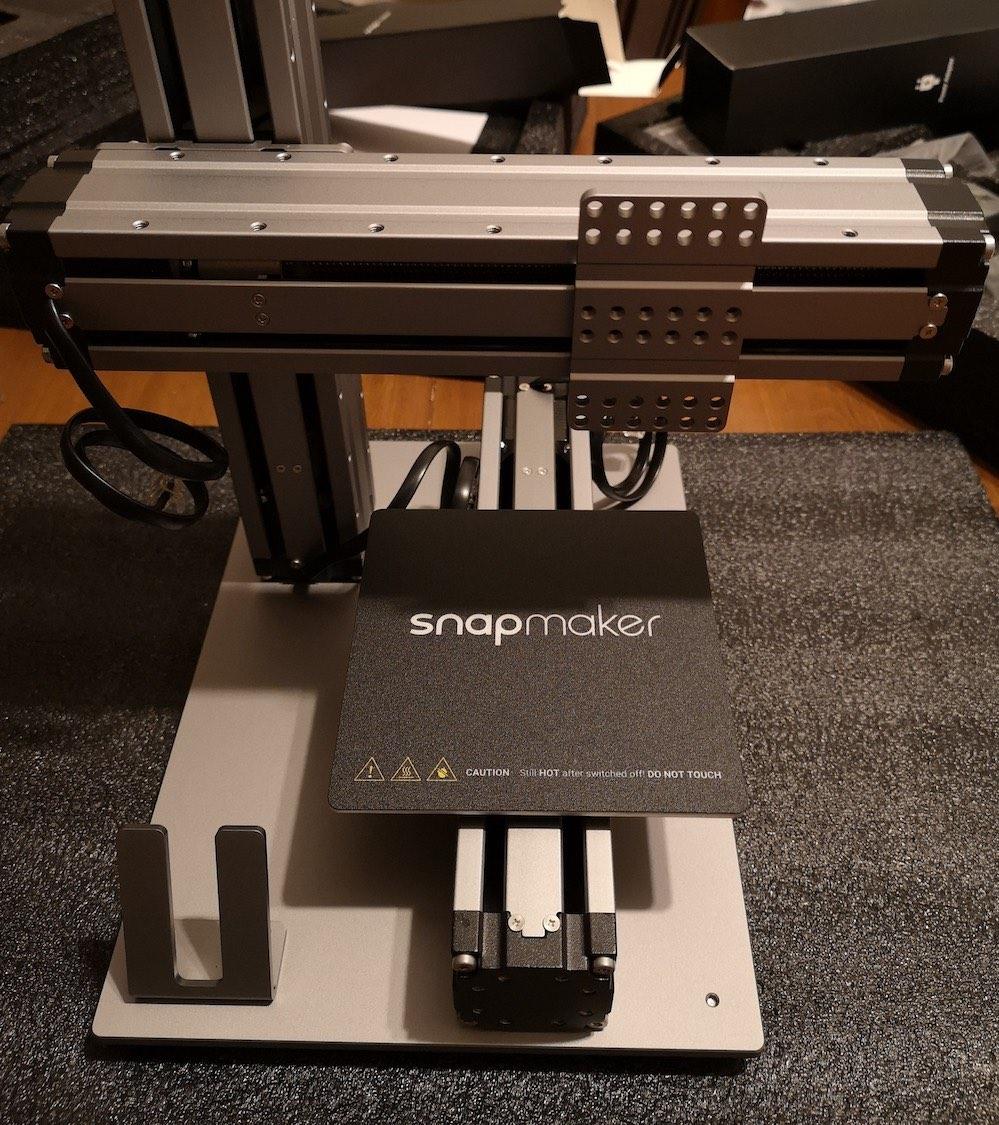 Snapmaker 3D printer 9