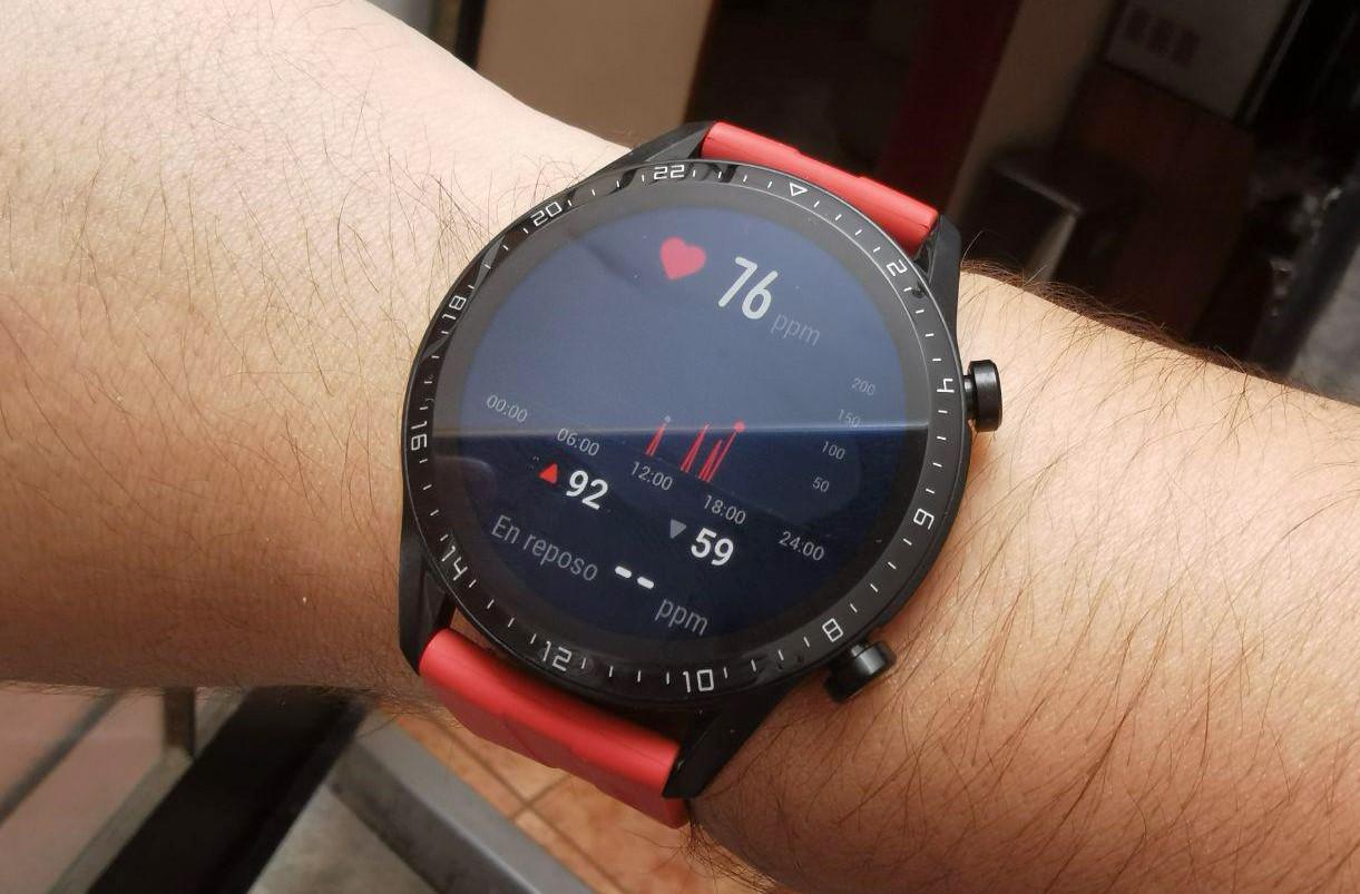 Huawei Watch GT baxışı 2 1