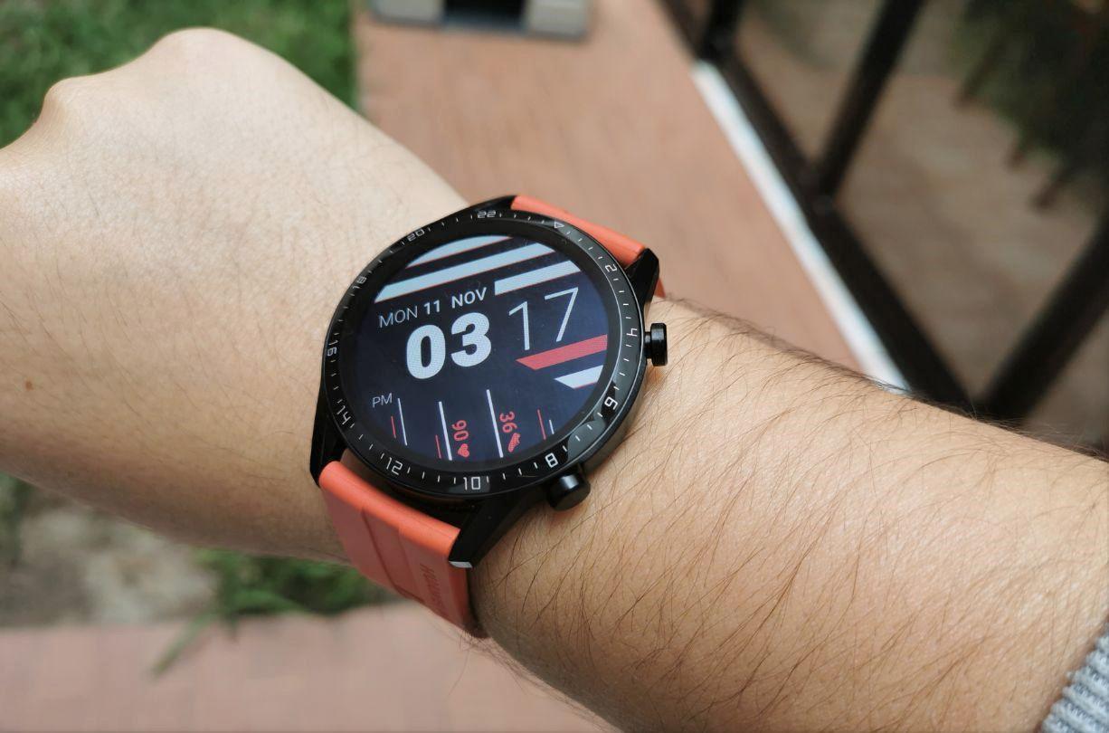 Huawei Watch GT baxışı 2 4
