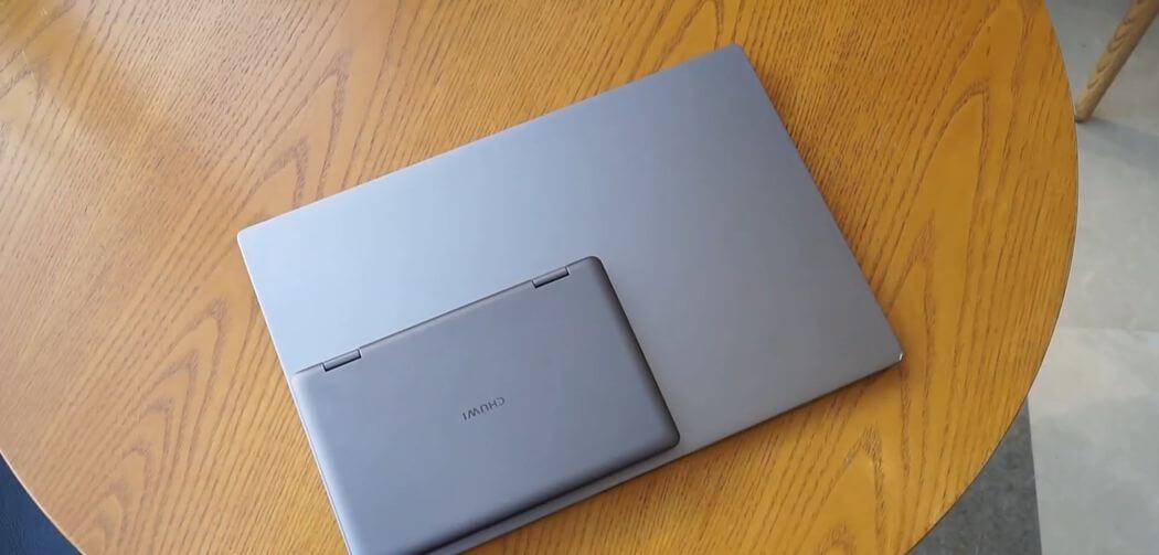 """CHUWI MiniBook: Mini Seyahat Dizüstü Bilgisayar 2020 """"genişlik ="""" 1050 """"yükseklik ="""" 503"""