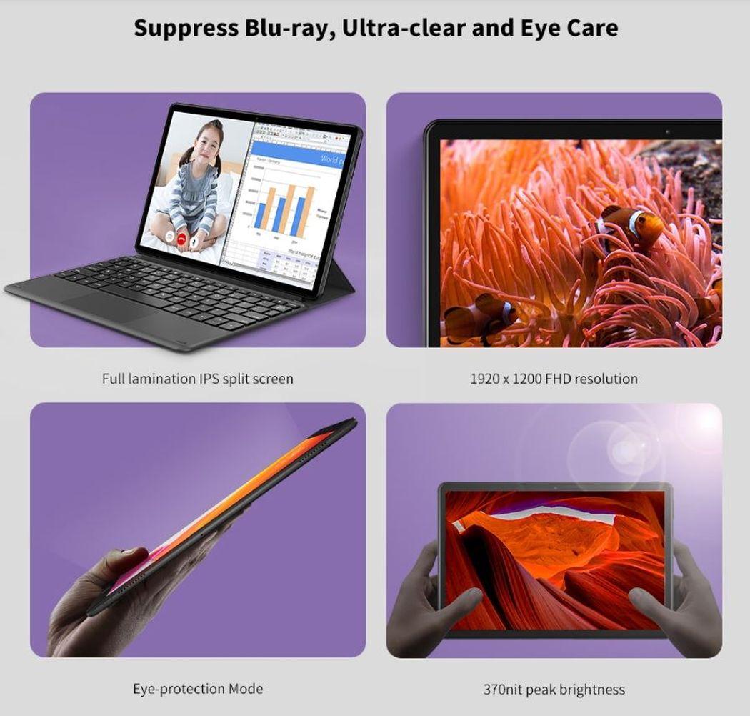 Harga Flash: Teclast T30 - Tablet dengan MediaTek Helio P70 & 8000 mAh
